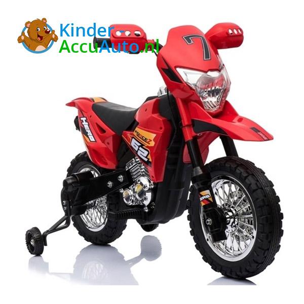 All Road Rood Kindermotor 1