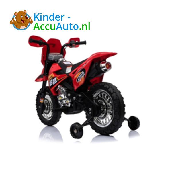 All Road Rood Kindermotor 2