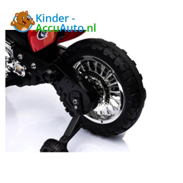 All Road Rood Kindermotor 3