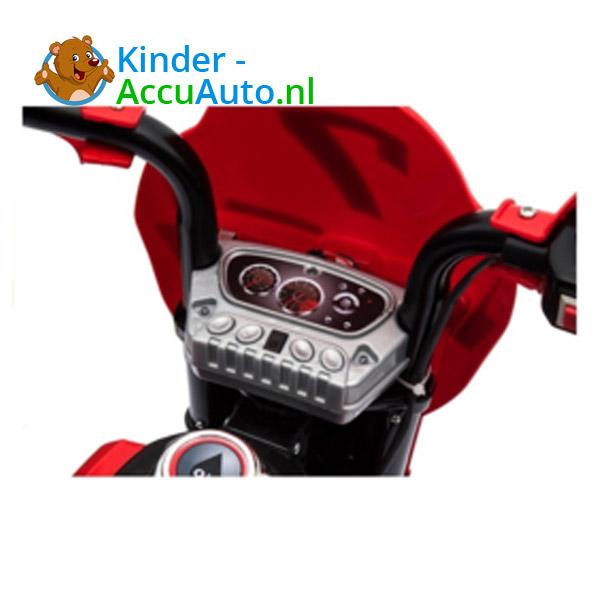 All Road Rood Kindermotor 4