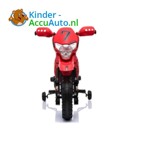 All Road Rood Kindermotor 5