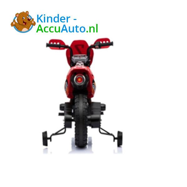 All Road Rood Kindermotor 6