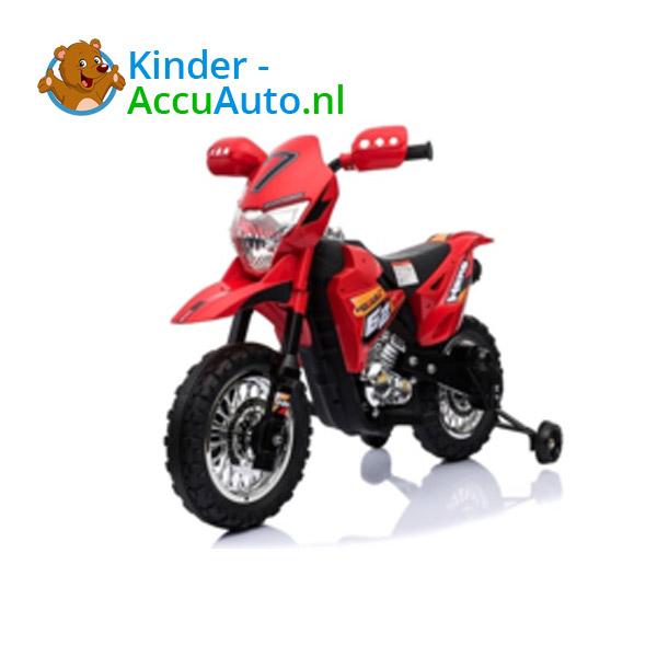 All Road Rood Kindermotor 7