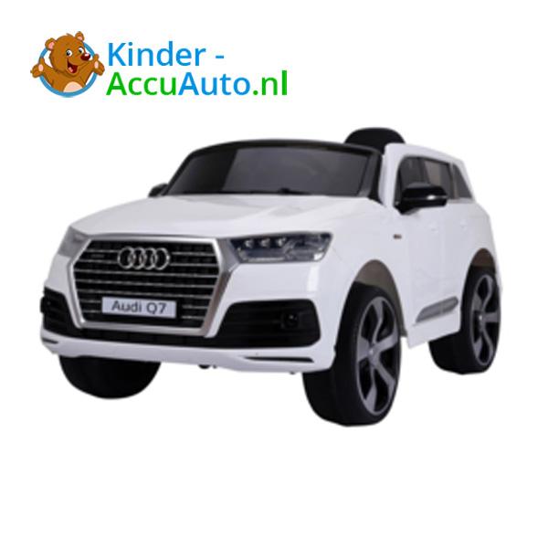 Audi Q7 sline Wit Kinderauto 8