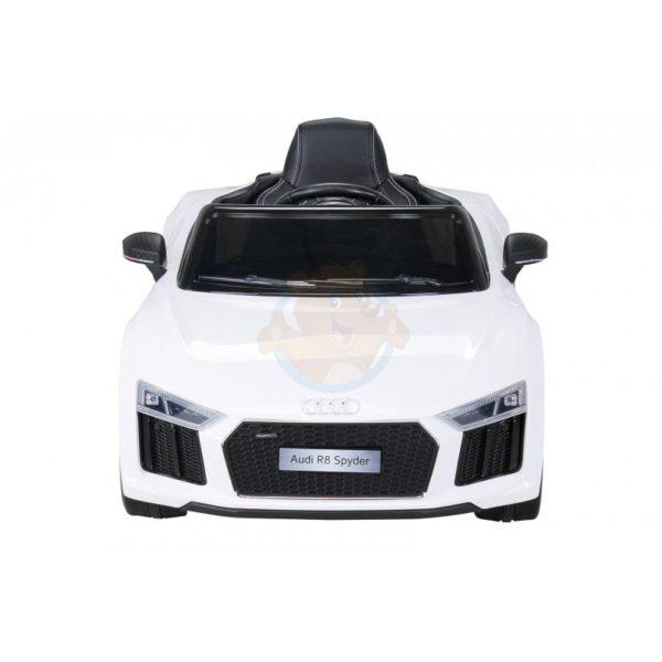 Audi R8 kinderauto wit 2