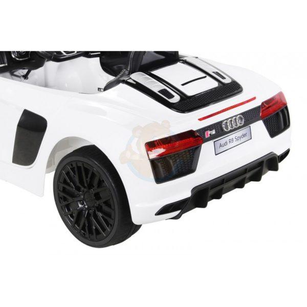 Audi R8 kinderauto wit 7