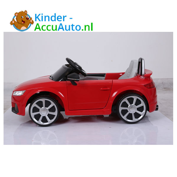 Audi TTRS Rood Kinderauto 11