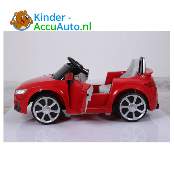 Audi TTRS Rood Kinderauto 12