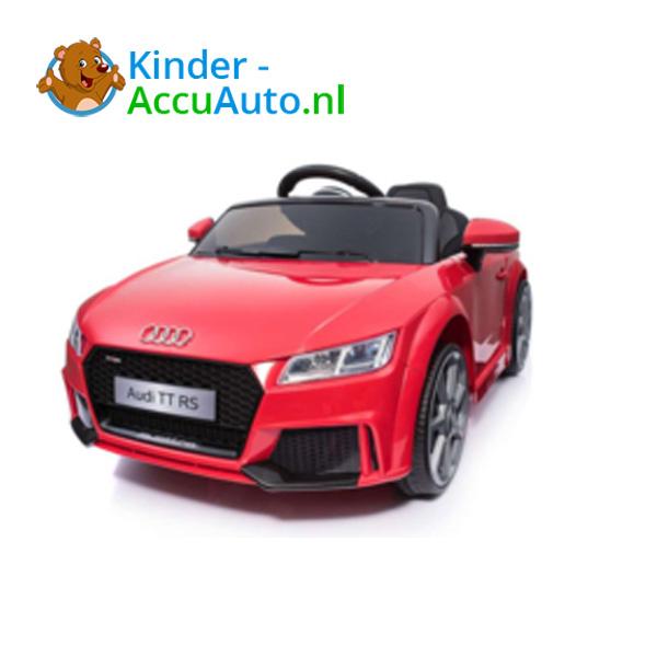 Audi TTRS Rood Kinderauto 3