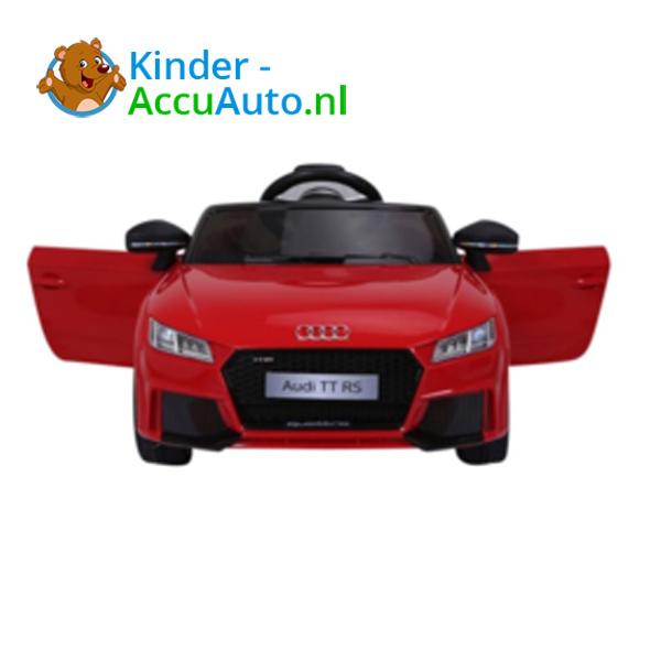 Audi TTRS Rood Kinderauto 5