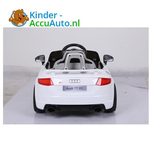 Audi TTRS Wit Kinderauto 10