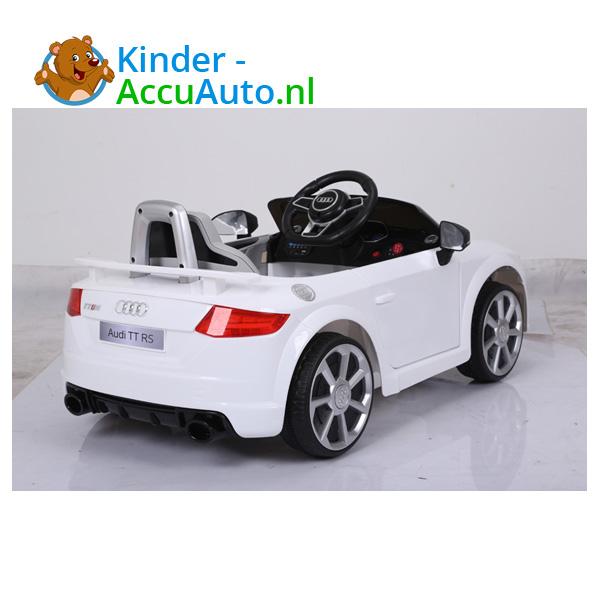 Audi TTRS Wit Kinderauto 11