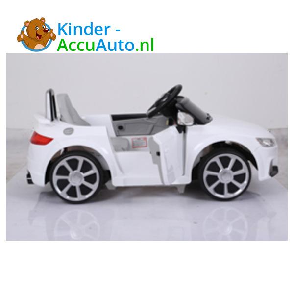 Audi TTRS Wit Kinderauto 2