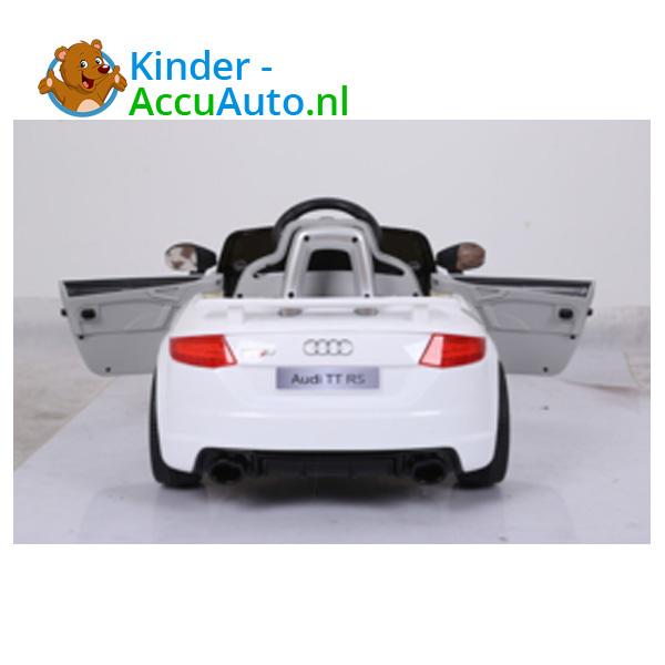 Audi TTRS Wit Kinderauto 3
