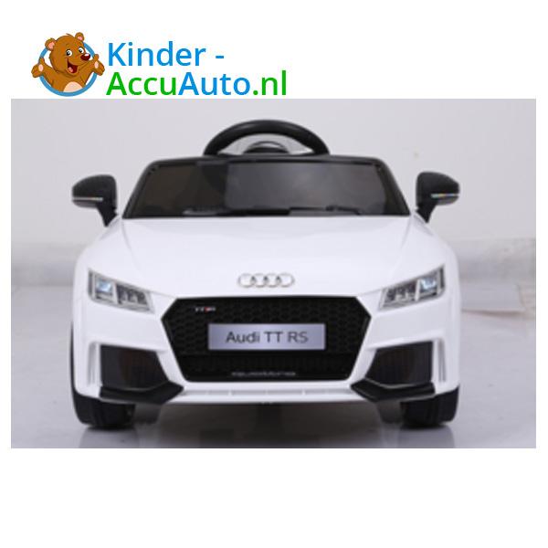 Audi TTRS Wit Kinderauto 4