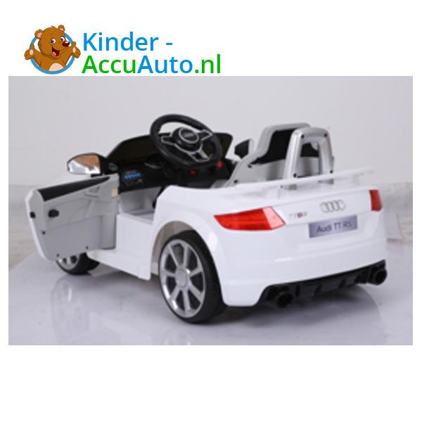 Audi TTRS Wit Kinderauto 5