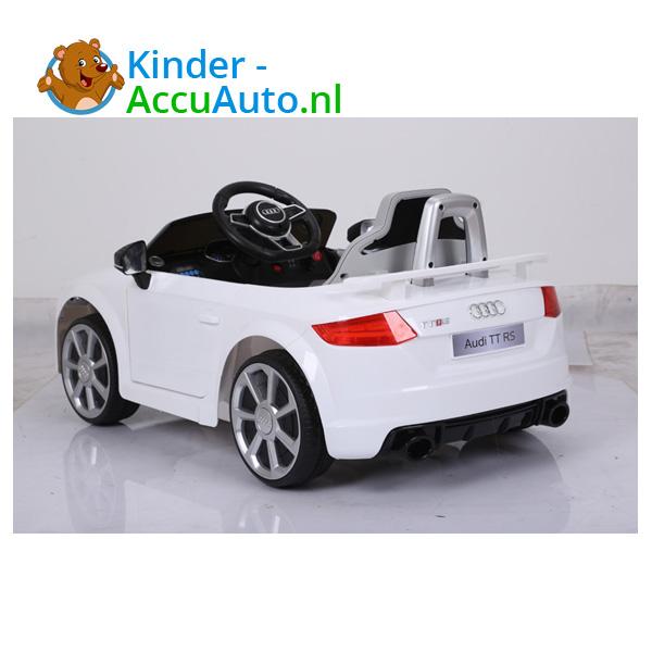 Audi TTRS Wit Kinderauto 9