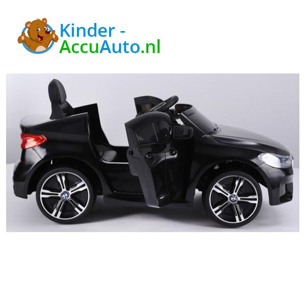 BMW 6GT Zwart Kinderauto 3