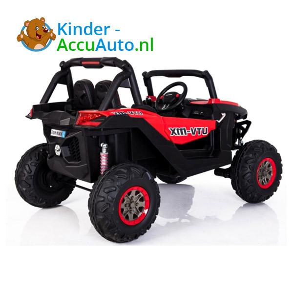 Beach Buggy Rood Kinderauto 4