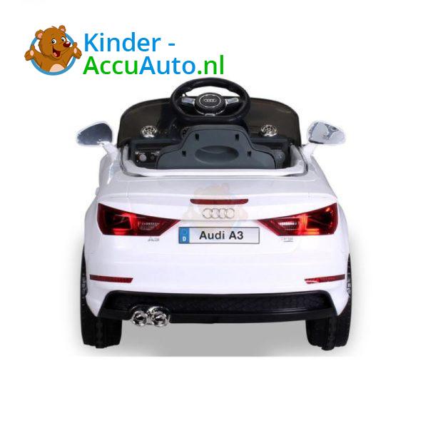 Audi A3 Kinderauto Wit 10
