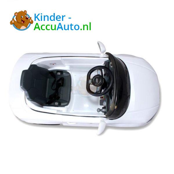 Audi A3 Kinderauto Wit 3