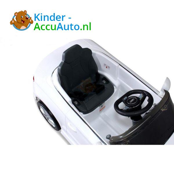 Audi A3 Kinderauto Wit 4
