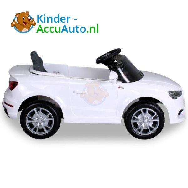 Audi A3 Kinderauto Wit 5