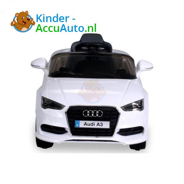 Audi A3 Kinderauto Wit 6