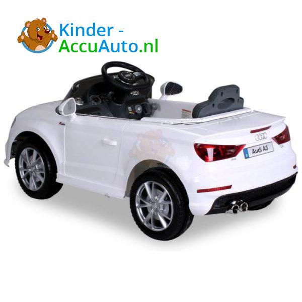 Audi A3 Kinderauto Wit 8
