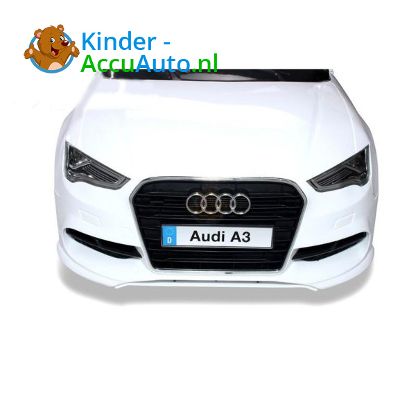 Audi A3 Kinderauto Wit 9