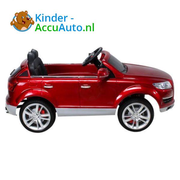 Audi Q7 Kinderauto Rood 2