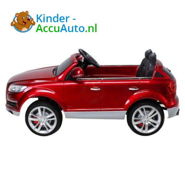 Audi Q7 Kinderauto Rood 3