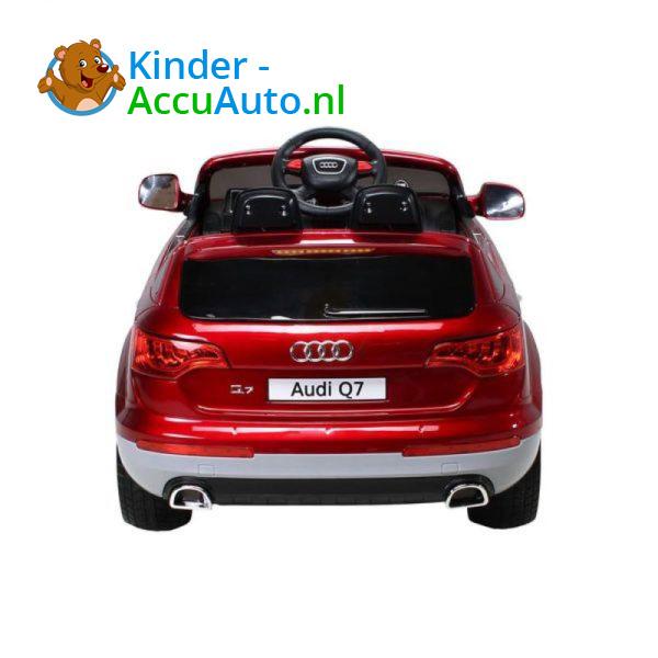Audi Q7 Kinderauto Rood 5