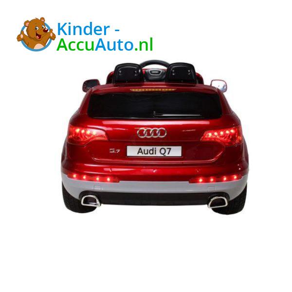 Audi Q7 Kinderauto Rood 7