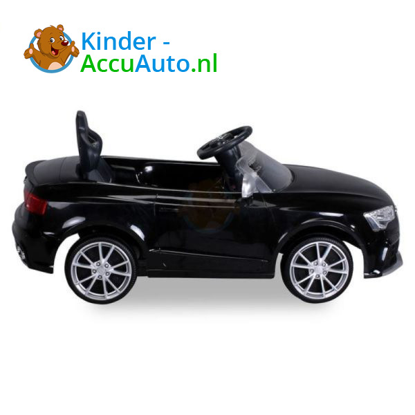 Audi RS5 Kinderauto Zwart 3