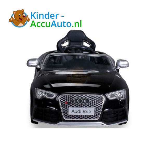 Audi RS5 Kinderauto Zwart 4