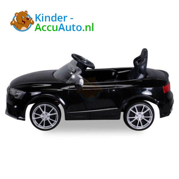 Audi RS5 Kinderauto Zwart 5