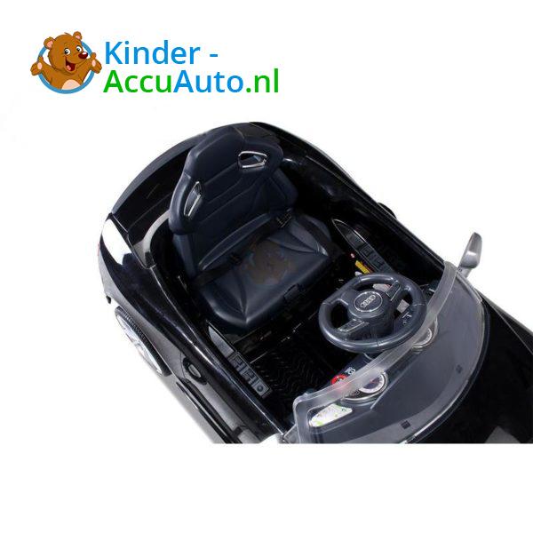 Audi RS5 Kinderauto Zwart 9