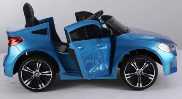 BMW 6 GT Kinderauto Blauw 4