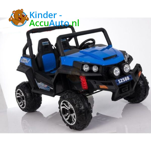 Beach Buggy Kinderauto Blauw 10