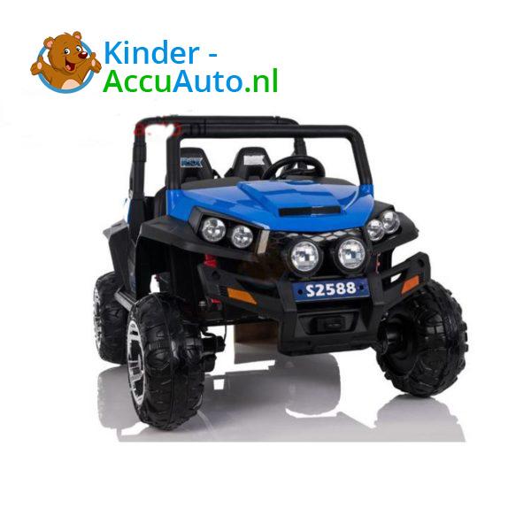 Beach Buggy Kinderauto Blauw 11