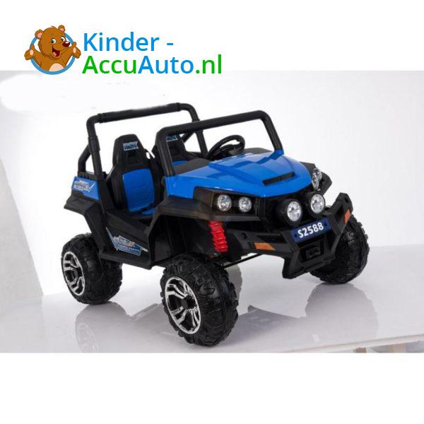 Beach Buggy Kinderauto Blauw 3