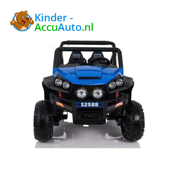 Beach Buggy Kinderauto Blauw 4