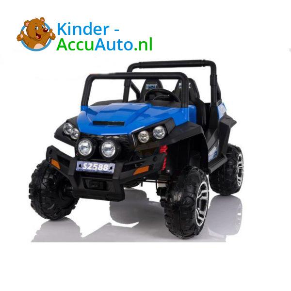 Beach Buggy Kinderauto Blauw 6