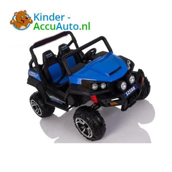 Beach Buggy Kinderauto Blauw 8