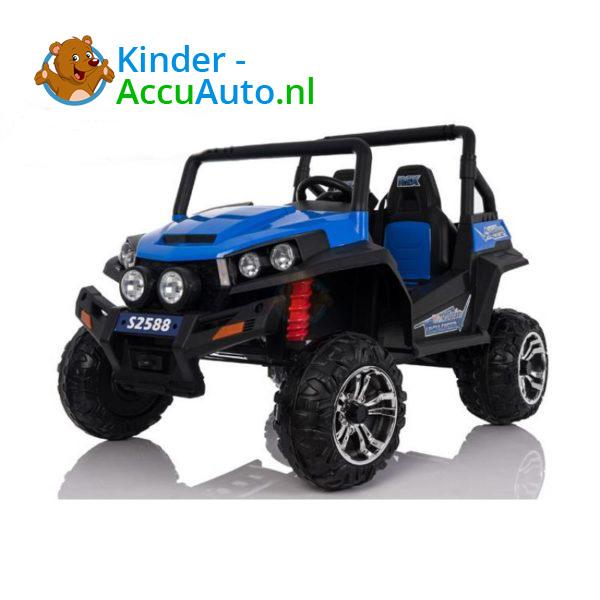 Beach Buggy Kinderauto Blauw 9