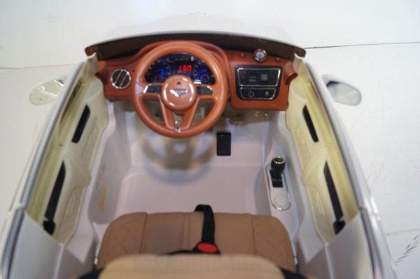 Bentley Bentayga Kinderauto Wit 3
