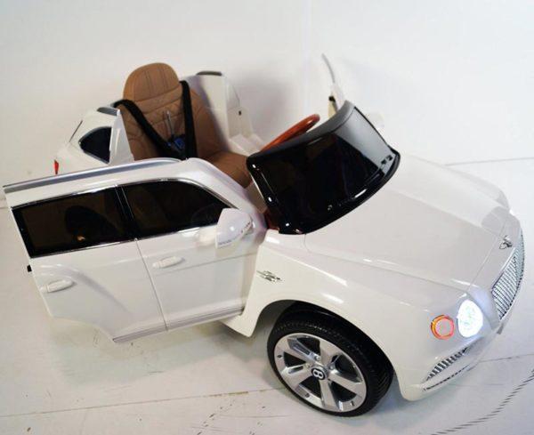 Bentley Bentayga Kinderauto Wit 4