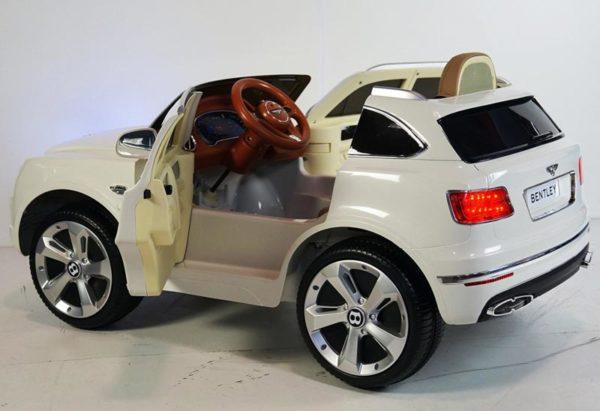 Bentley Bentayga Kinderauto Wit 6