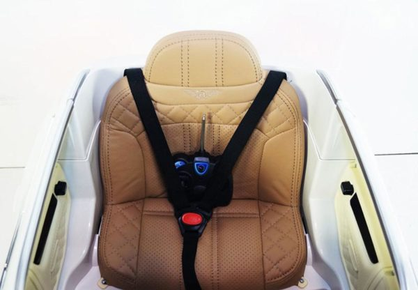 Bentley Bentayga Kinderauto Wit 8